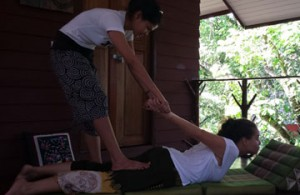 honey moon massage