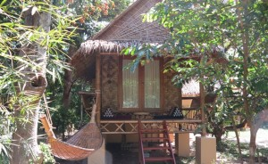 thai bamboo house