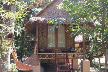 Thai Bamboo Jungle House